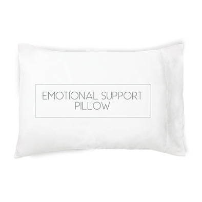 Emotional Support Pillow - Pillowcase