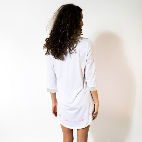 Love - Cozy Collection 3 Qtr Sleeve Nightgown