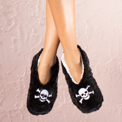 Skull and Crossbones Footsies