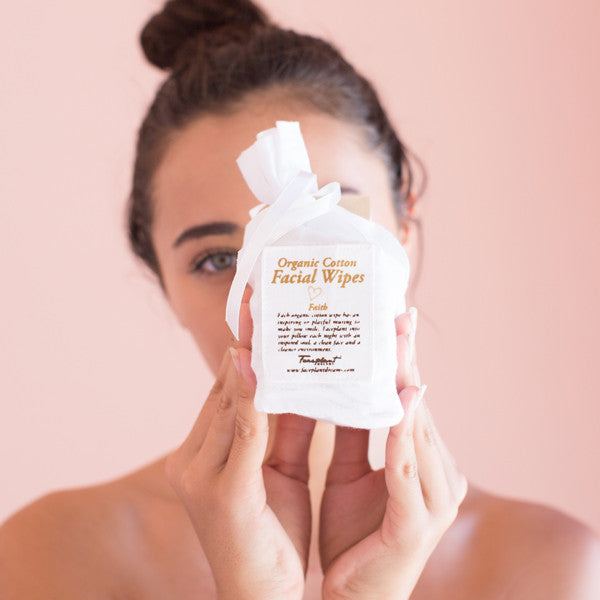 Happy Is The New Pretty - Facial Wipes