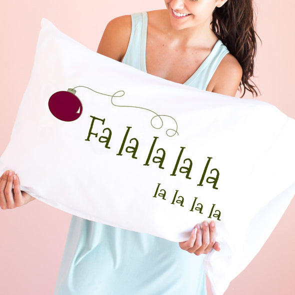 Fa La La ~ Pillowcase
