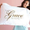 Tis Grace - Pillowcase