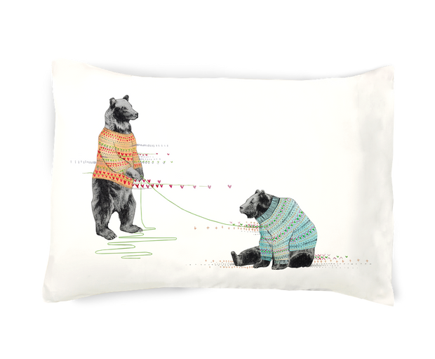You're Beary Special Pillowcase 1