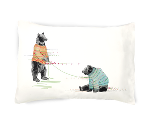 You're Beary Special Pillowcase