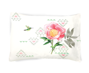 Bloom, Baby, Bloom Pillowcase