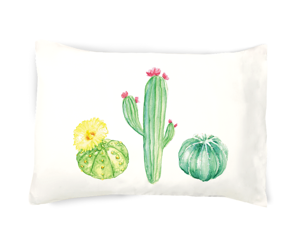 I'll Get Straight To The Point -3 Cacti Pillowcase