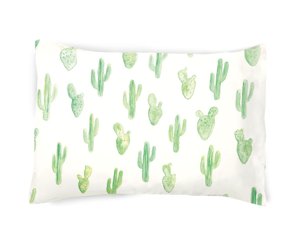 Cacti All Over Pillowcase