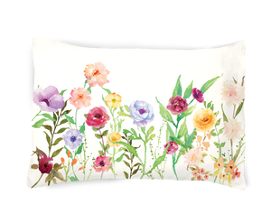 Fresh Wildflowers Pillowcase