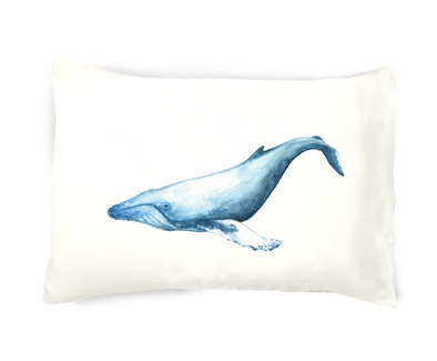 Whale Hello Pillowcase