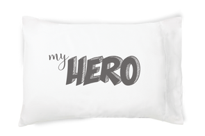 My Hero Pillowcase - Faceplant Dreams
