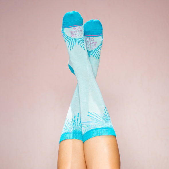 Faceplant Bamboo®Socks: Let Your Awesome Shine