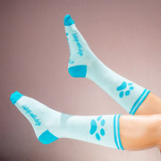 Bamboo Socks: Sleeps with Dogs