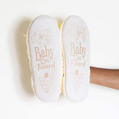 Baby On Board Footsies