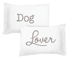 Dog/ Lover - Pillowcase Set - Faceplant Dreams