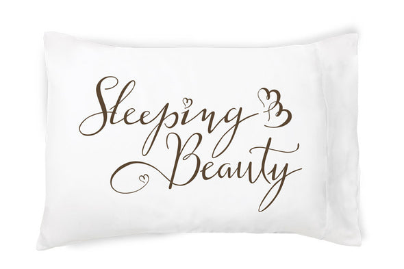 Sleeping Beauty - Pillowcase - Faceplant Dreams