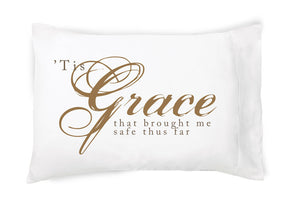 Tis Grace - Pillowcase - Faceplant Dreams
