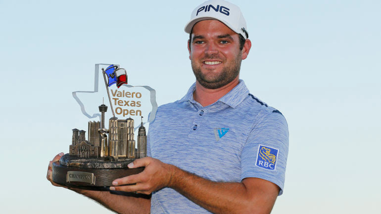 "Levelwear Ambassador Corey Conners Wins the Valero Texas Open with a ""Flurry"" of birdies"