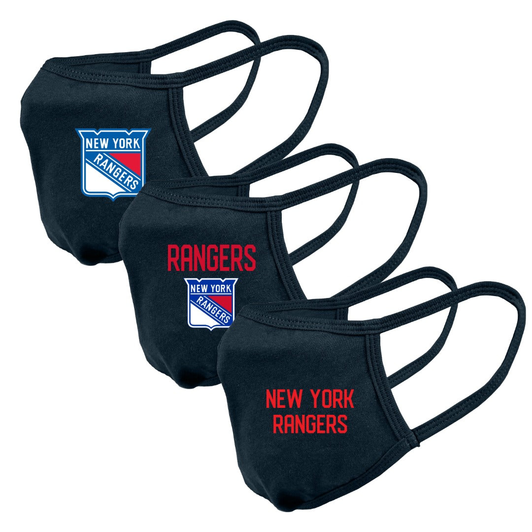 New York Rangers Assorted Graphics Guard 2 3-Pack