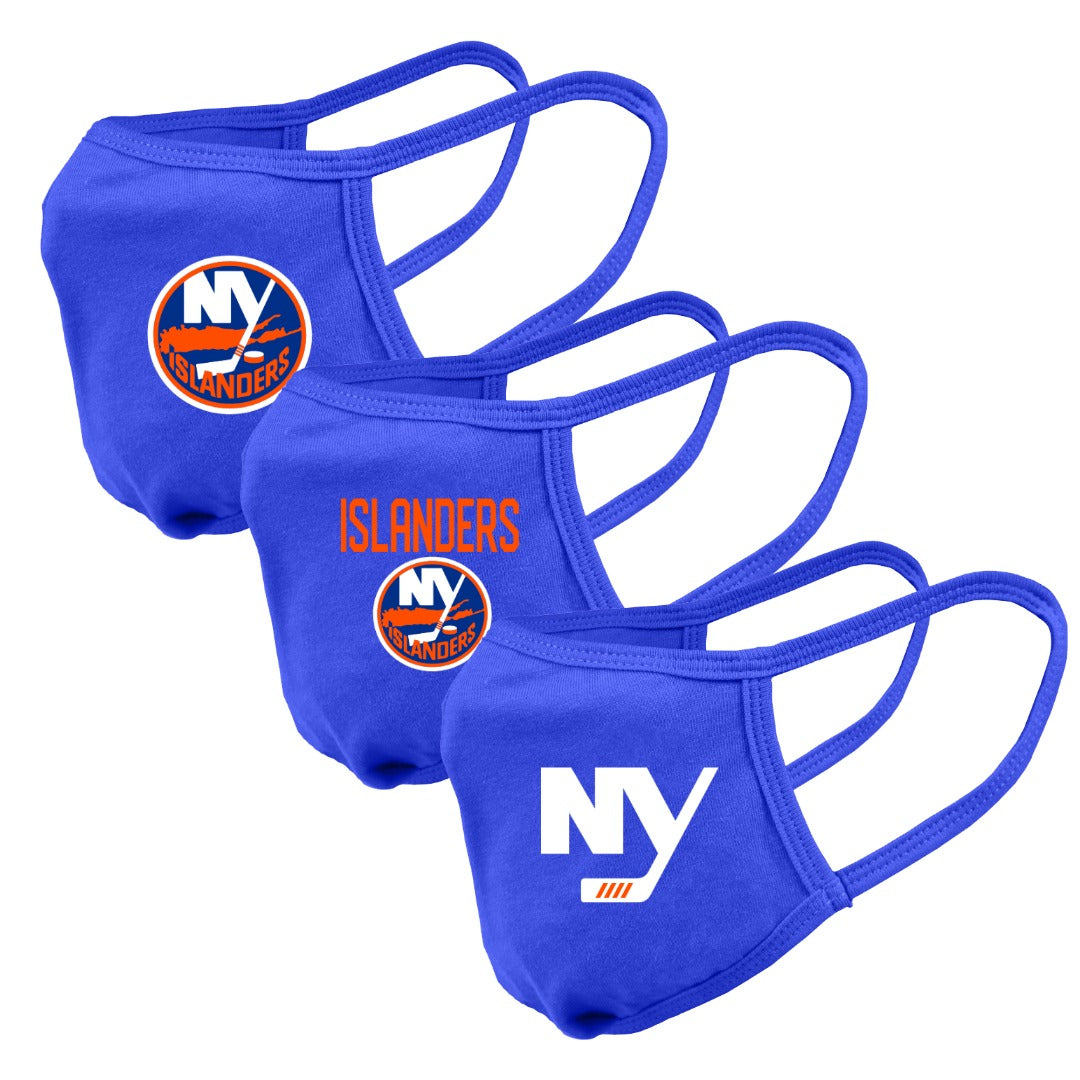New York Islanders Assorted Graphics Guard 2 3-Pack