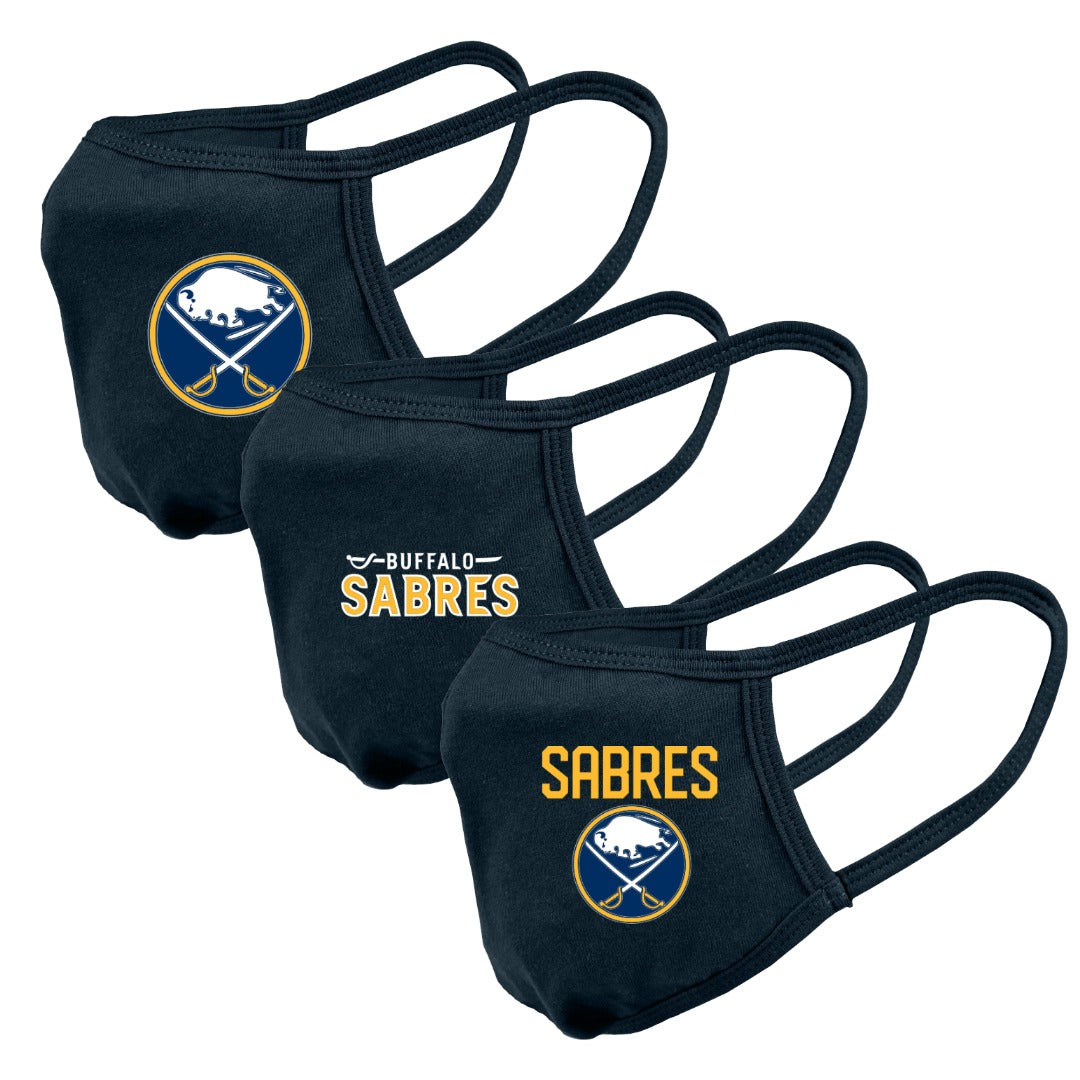 Buffalo Sabres Assorted Graphics Guard 2 3-Pack