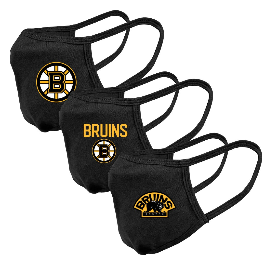 Boston Bruins Assorted Graphics Guard 2 3-Pack