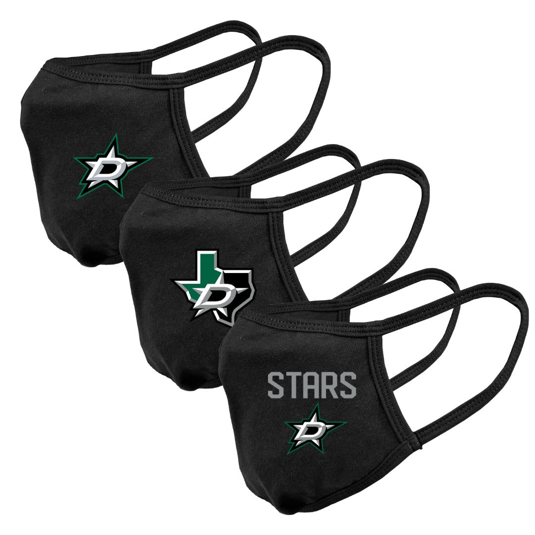 Dallas Stars Assorted Graphics Guard 2 3-Pack