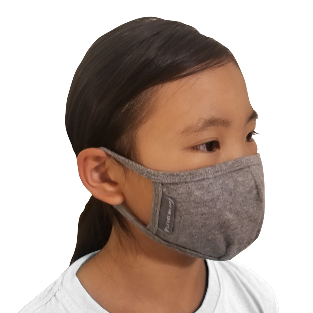 Levelwear Guard 2 Youth Face Covering Prepack of 3