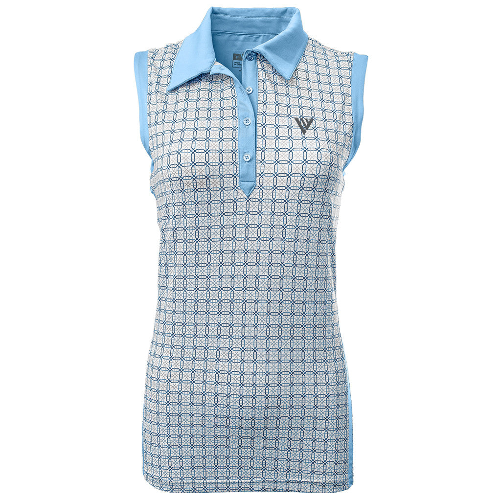 Levelwear Halle Sleeveless Polo