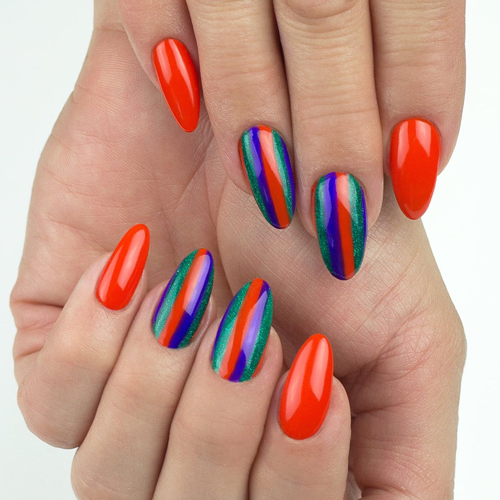 UV Hybrid 061 Juicy Orange 7 ml-UV Hybrid-Semilac-NR Kosmetik