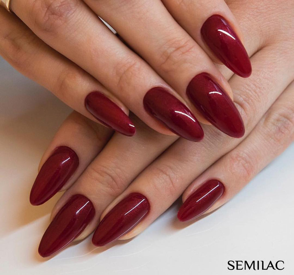 UV Hybrid 070 Pearl Red 7 ml-UV Hybrid-Semilac-NR Kosmetik