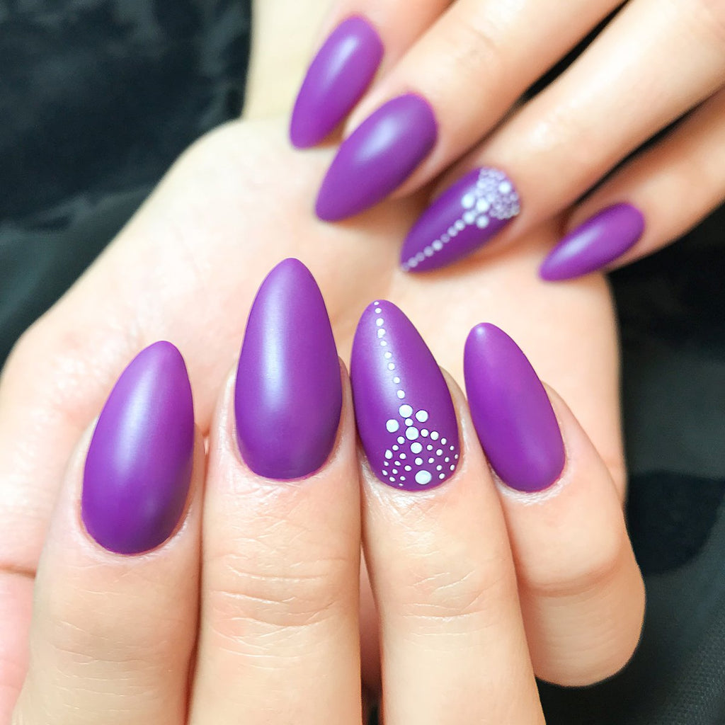 UV Hybrid 129 Violet Bliss 7 ml-UV Hybrid-Semilac-NR Kosmetik