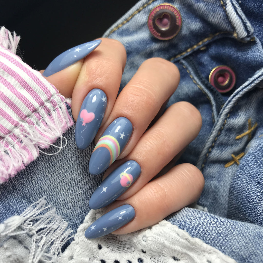 Gelpolish Miss Denim 7ml - Blue Jeans-Gelpolish-Indigo-NR Kosmetik
