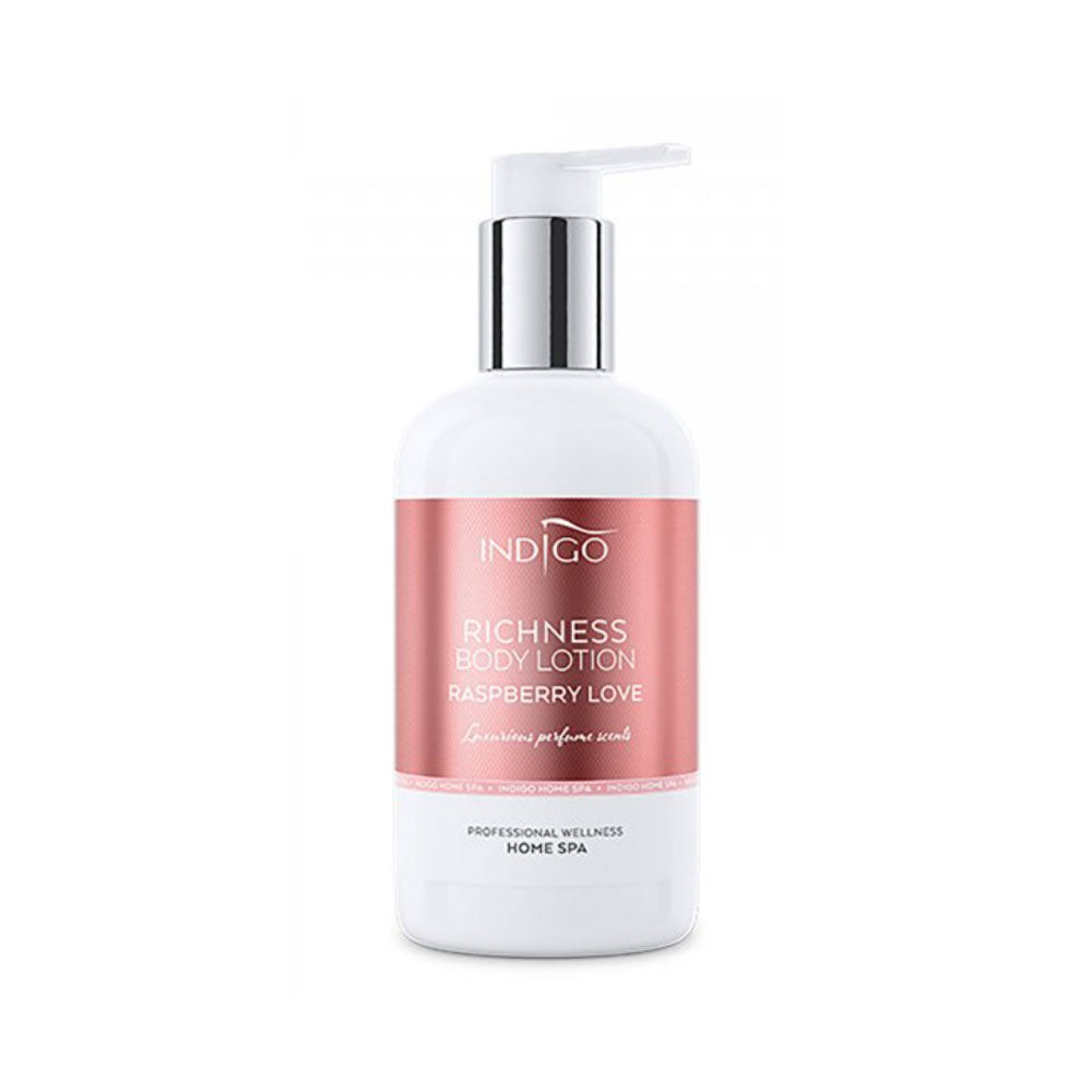 Body Lotion 300ml - Raspberry Love-Body Lotion-Indigo-NR Kosmetik
