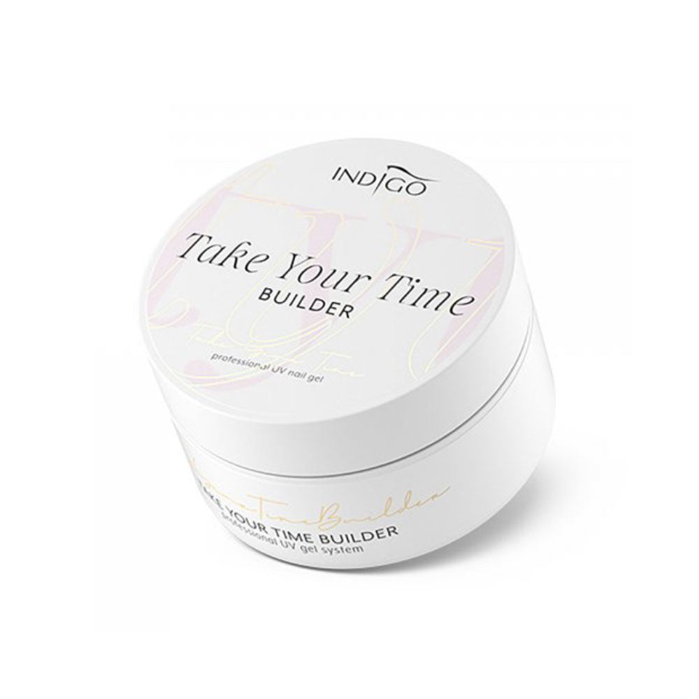 Take Your Time Builder Gel-Builder-Indigo-5ml-NR Kosmetik