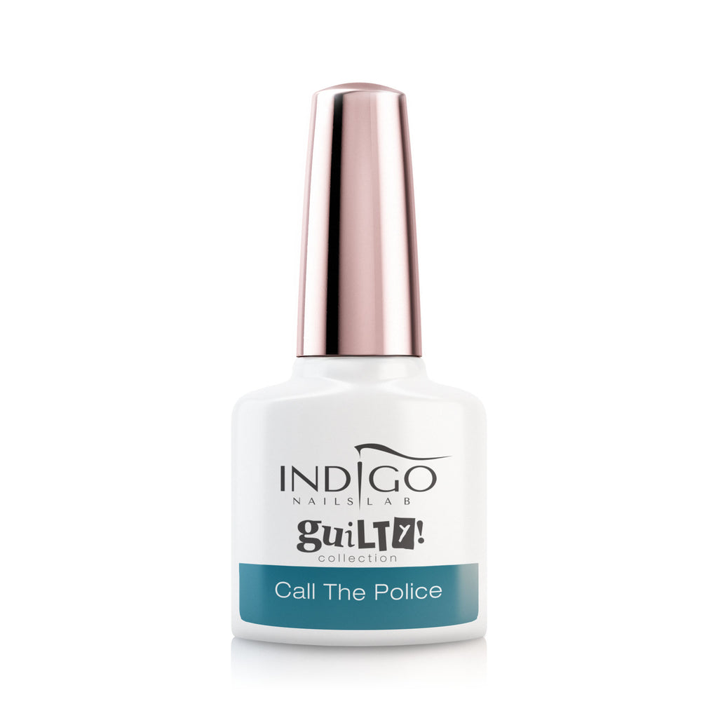 Gelpolish Call The Police 7ml - Guilty!-Gelpolish-Indigo-NR Kosmetik
