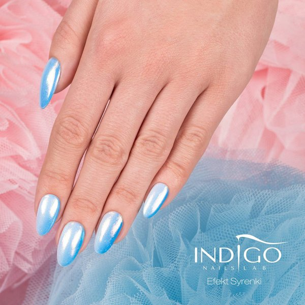 Mermaid Effect 2.5g-Nail Art-Indigo-NR Kosmetik