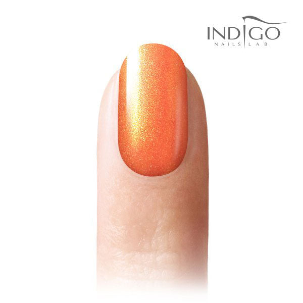 Mermaid Effect Neon Orange 2.5g-Nail Art-Indigo-NR Kosmetik