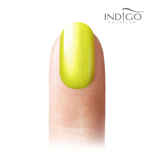 Mermaid Effect Neon Yellow 2.5g-Nail Art-Indigo-NR Kosmetik