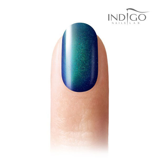 Mermaid Effect Black II 2.5g-Nail Art-Indigo-NR Kosmetik