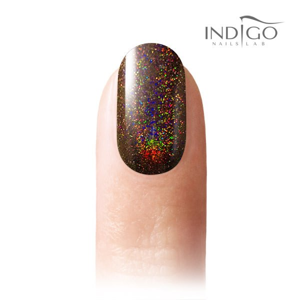 Holo Effect Brown 2.5g-Nail Art-Indigo-NR Kosmetik