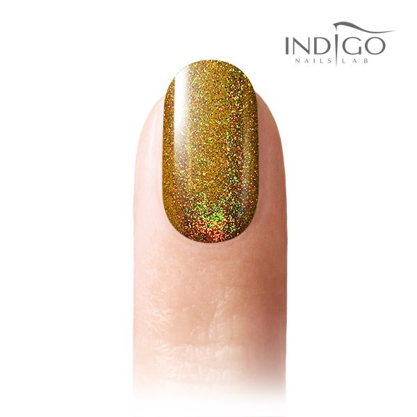 Holo Effect Royal Gold 2.5g-Nail Art-Indigo-NR Kosmetik