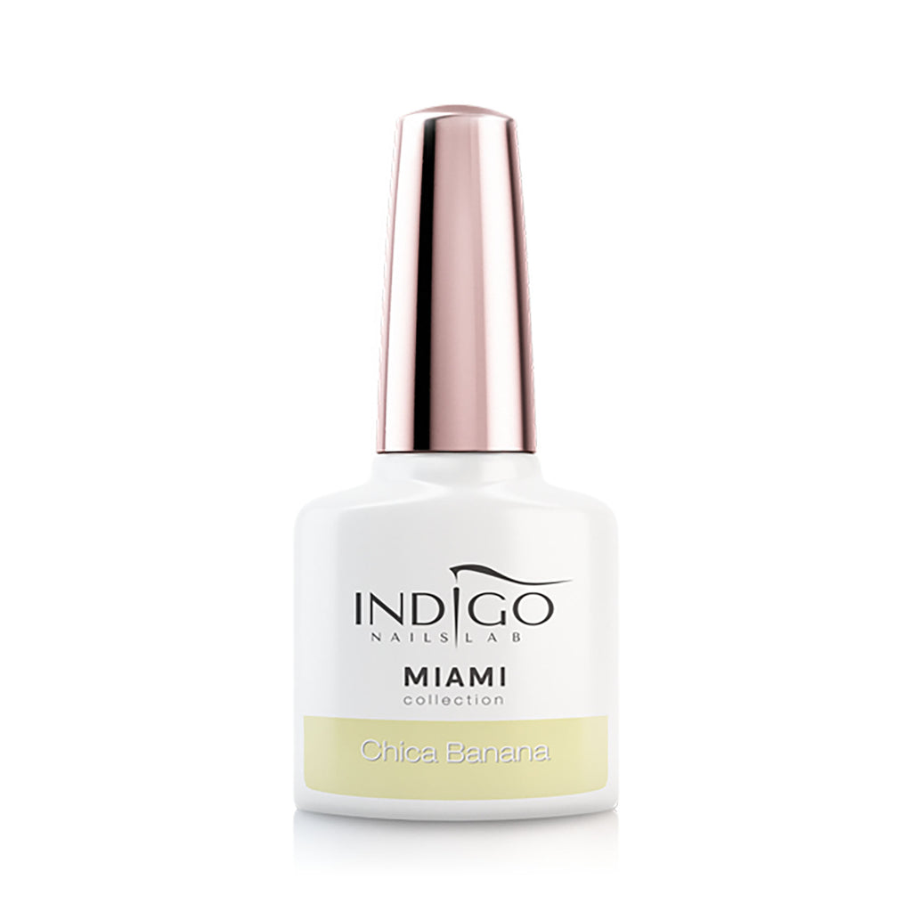 Gelpolish Chica Banana 7ml - Miami-Gelpolish-Indigo-NR Kosmetik