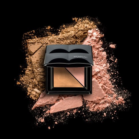 Bronzer & Highlighter - Ice Bronze
