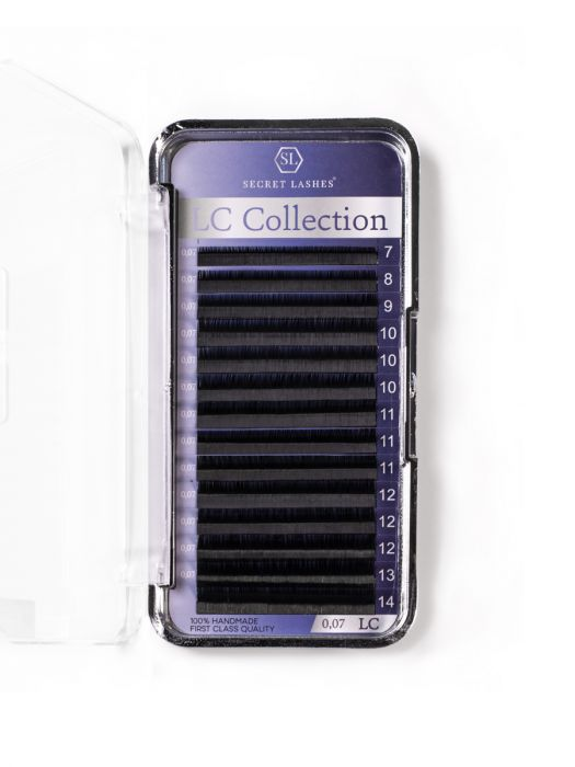 LC Collection-Secret Lashes-LC-0.07-MIX-NR Kosmetik