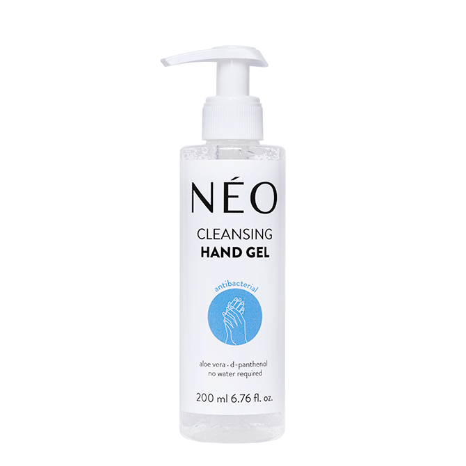 Cleansing Hand Gel 200 ml-Nail Art-Semilac-NR Kosmetik