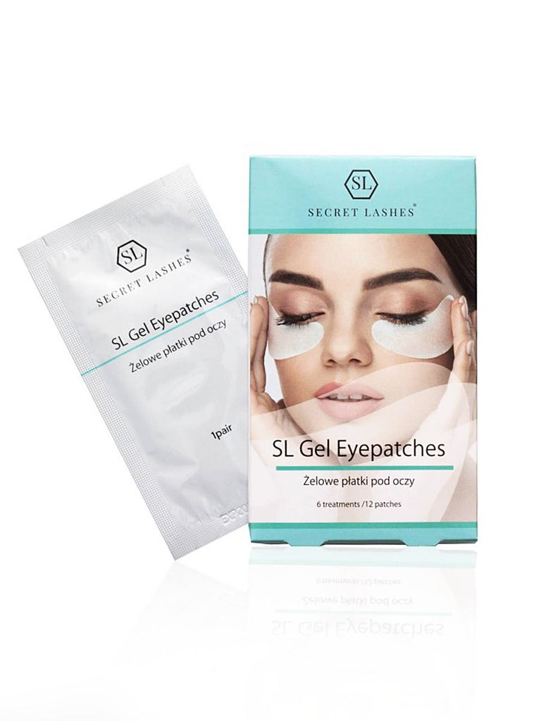 Eye Patch Hydrogel - 6 par-Secret Lashes-NR Kosmetik