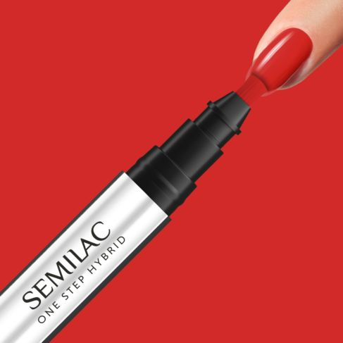 One Step Gelpolish - Scarlet 530 - 3 ml