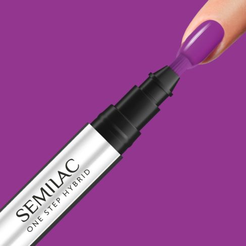 One Step Gelpolish - Hyacinth Violet 760 - 3 ml