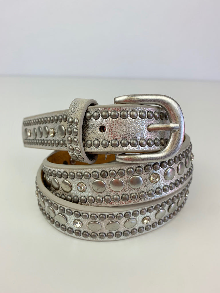 Belt Medium with studs