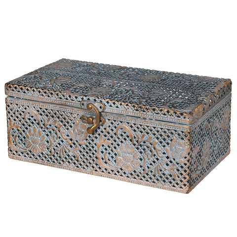 Filigree box